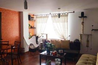 Apartamento en venta en Chapinero de 62m²