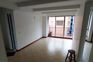 Apartamento en venta en Carlos E. Restrepo de 2 alcoba