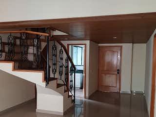 Una vista de una sala de estar y una sala de estar en Apartamento en venta en Batán, de 182mtrs2