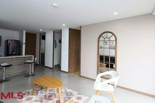 Apartamento en venta en Loma Del Escobero de 1 alcoba