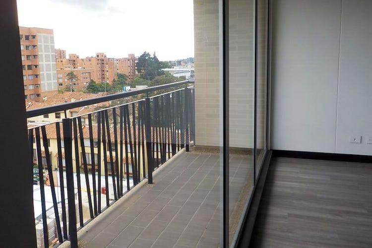 Foto 3 de Apartamento En Venta En Bogota Calleja-3 alcobas