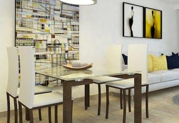 Midtown 59, Apartamentos en venta en Galerías con 76m²