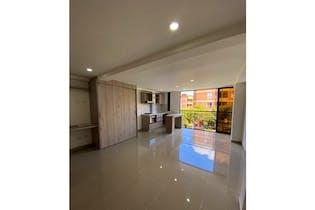 Apartamento en venta en Bello de 1 hab.