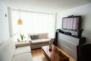 Apartamento En Bogota Gratamira 3 alcobas canchas de fútbol, capilla y salón comunal.