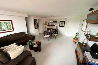 Apartamento en venta en Los Balsos, 92m²