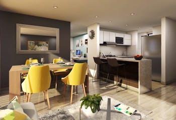 El Roble, Apartamentos nuevos en venta en Casco Urbano La Calera con 3 habitaciones