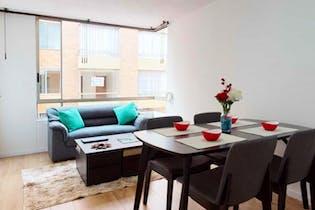 Apartamento en venta en Reservas De La Colina Suba, 58m²