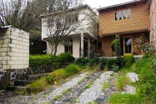 Hermosa propiedad en Ajusto, Casa en venta en Santo Tomas Ajusco de 3 hab. con Bbq...
