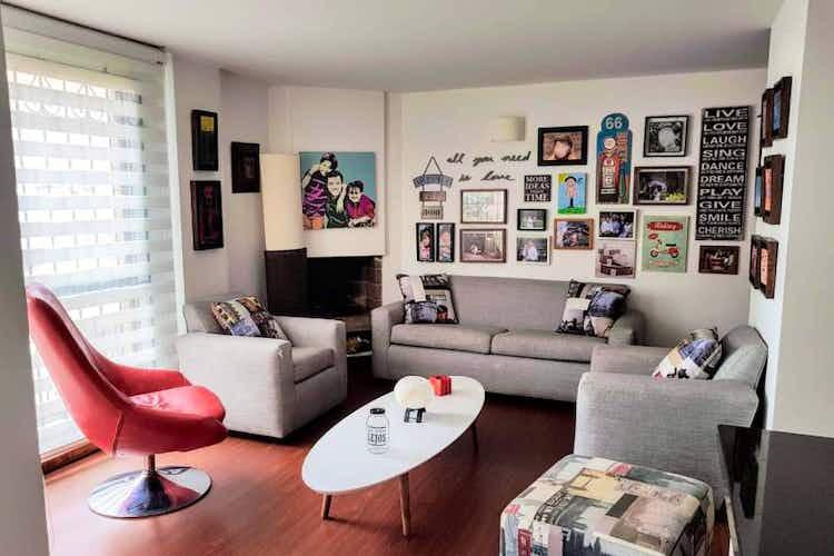 Portada Apartamento en venta en Contador, de 103mtrs2 con balcón