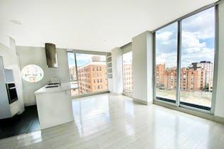 Apartamento en venta en Chicó Reservado de 1 hab. con Bbq...
