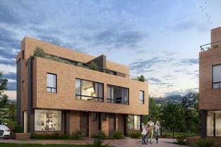 Proyecto nuevo en Reverdecer, Casas nuevas en Casco Urbano La Calera con 3 habitaciones