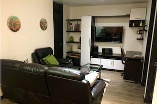 Bogota, Apartamento en venta en Santa Barbara Oriental de 1 alcoba