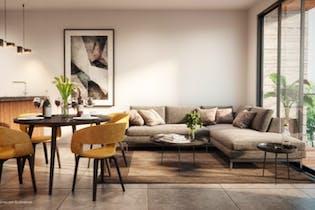 Desarrollo inmobiliario, Angel Urraza 1519, Departamentos en venta en Independencia 66m²