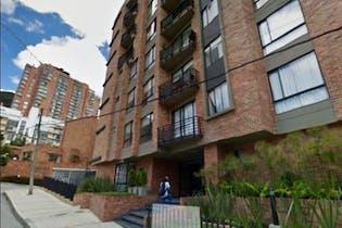 Apartamento en venta en Chapinero Alto, 74m² con Gimnasio...