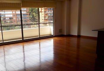 Apartamento en venta en Barrio Usaquén de 257m² con Solarium...