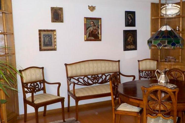 Foto 3 de Apartamento en Bogota La Carolina - tres alcobas, dos baños