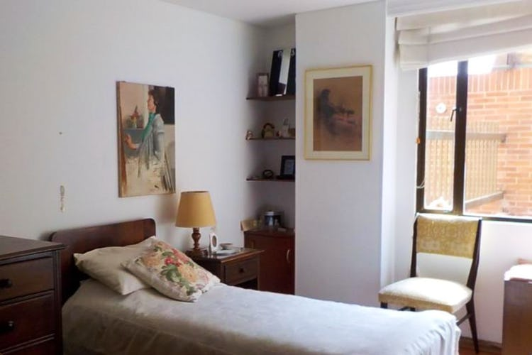 Foto 13 de Apartamento en Bogota La Carolina - tres alcobas, dos baños