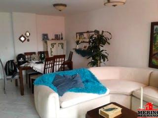 Cantabria, apartamento en venta en Los Balsos, Medellín