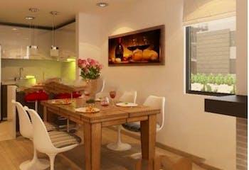 Reserva Campestre, Casas nuevas en venta en Casco Urbano Mosquera con 3 habitaciones