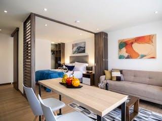 Apartamento en venta en Alcázares, Bogotá
