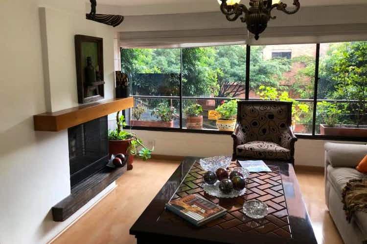 Portada Apartamento En Bogota-Chapinero Alto, Con 3 Habitaciones-96mt2