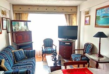 Apartamento En Venta En Bogota Pontevedra