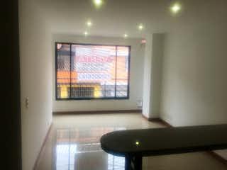 Una vista de una ventana en una habitación pequeña en Apartamento en venta en Simón Bolívar de dos habitaciones