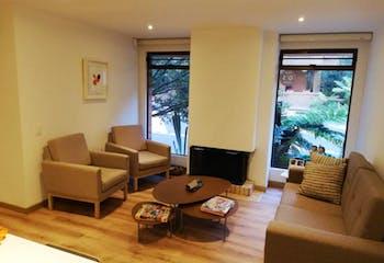 Apartamento en venta en La Cabrera con acceso a Solarium
