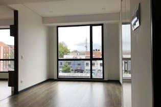 Apartamento en venta en Barrio Teusaquillo de 30m²