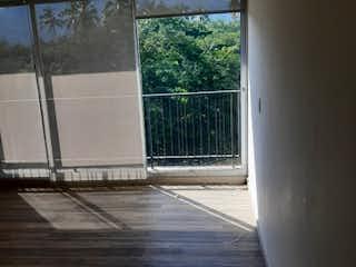 Una vista del pasillo desde la puerta en Apartamento en venta en Casco Urbano Santa Fé De Antioquia de 2 hab. con Piscina...