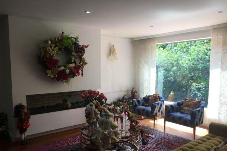 Foto 1 de Apartamento en Bogota Rosales - dúplex, con amplia terraza