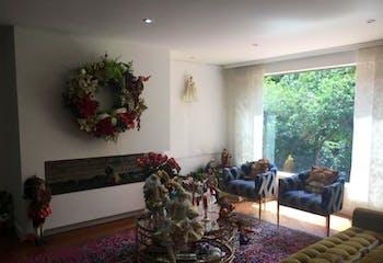 Apartamento en Bogota Rosales - dúplex, con amplia terraza