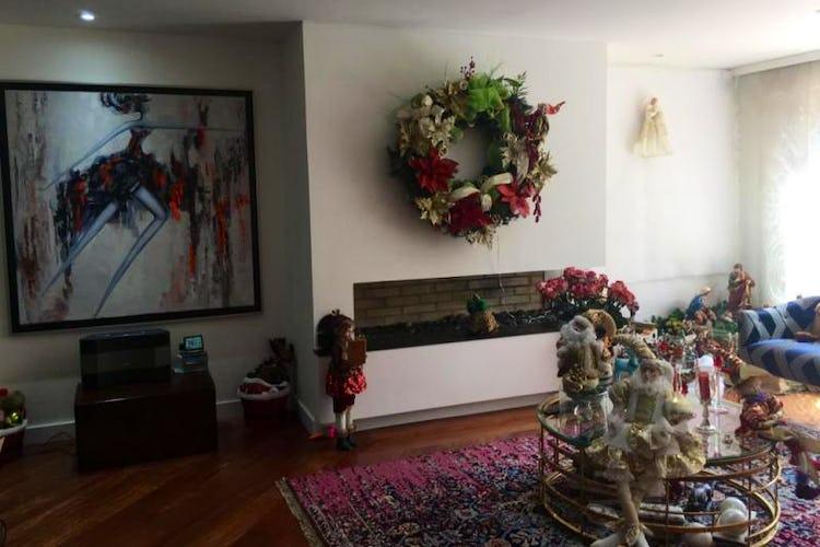 Foto 2 de Apartamento en Bogota Rosales - dúplex, con amplia terraza