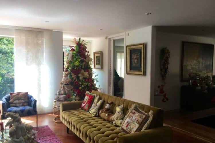 Foto 3 de Apartamento en Bogota Rosales - dúplex, con amplia terraza