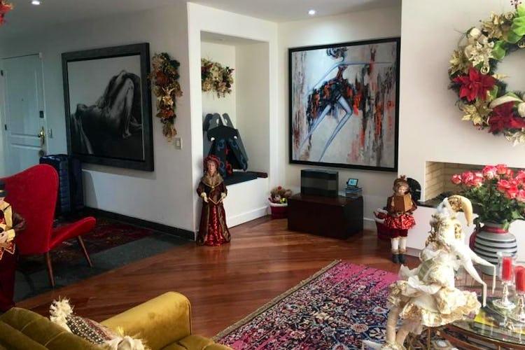 Foto 4 de Apartamento en Bogota Rosales - dúplex, con amplia terraza