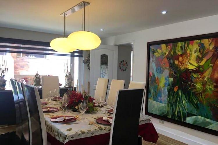 Foto 5 de Apartamento en Bogota Rosales - dúplex, con amplia terraza