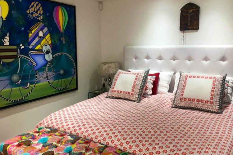 Foto 14 de Apartamento en Bogota Rosales - dúplex, con amplia terraza