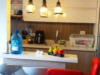 Una vista de la cocina desde la cocina en Apartamento en venta en Vía Marinilla, de 58mtrs2