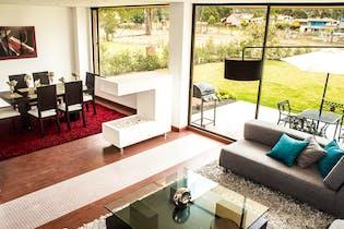 Proyecto de vivienda, Santa Anita, en Cajica de dos niveles, Casas en venta en Casco Urbano Cajicá 205m²
