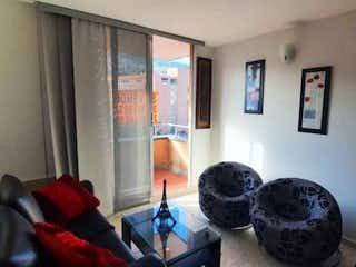 Una sala de estar llena de muebles y una ventana en Apartamento venta robledo bello horizonte  medellin