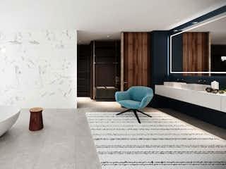 Un cuarto de baño con bañera y bañera en Apartamento en venta en El Retiro, 503m² con Piscina...