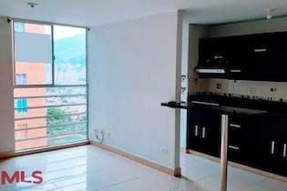 Paisajes, Apartamento en venta en Bellavista de 3 alcobas