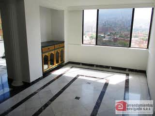 Una vista de una sala de estar desde una ventana en PORTAL DEL CERRO