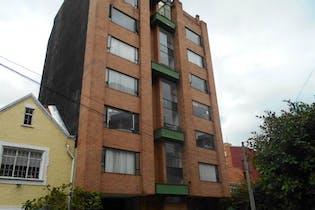 Apartamento en venta en Chapinero Alto de 75m²