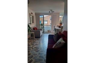 Apartamento en venta en Laureles, 100m² con Balcón...