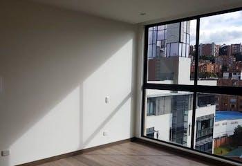 Apartamento en Bogota Los Cedros Orientales - dos garajes y depósito
