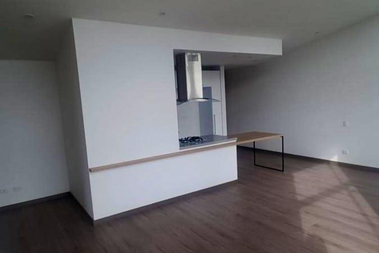 Foto 5 de Apartamento en Bogota Los Cedros Orientales - dos garajes y depósito