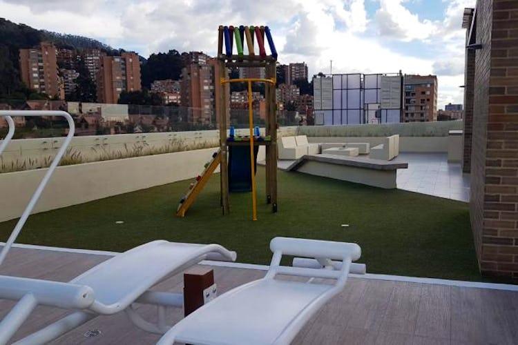 Foto 22 de Apartamento en Bogota Los Cedros Orientales - dos garajes y depósito