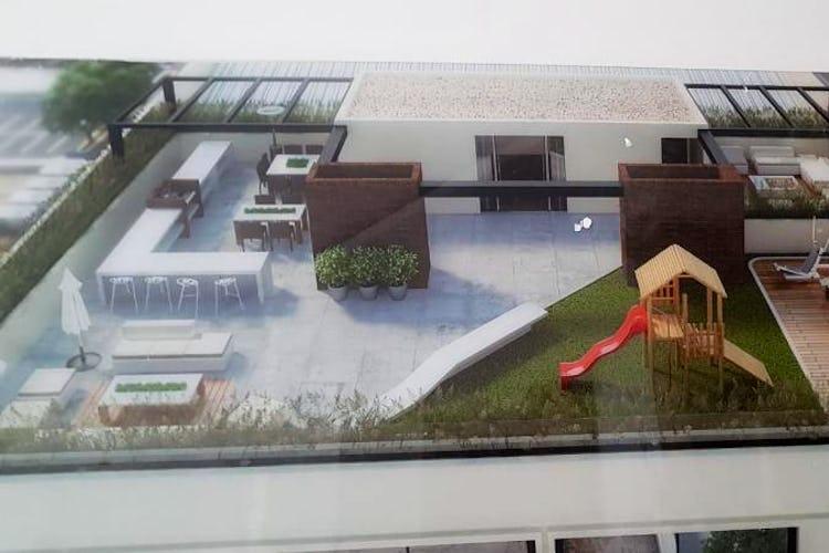 Foto 23 de Apartamento en Bogota Los Cedros Orientales - dos garajes y depósito