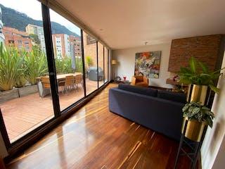 Apartamento en venta en El Lago, Bogotá